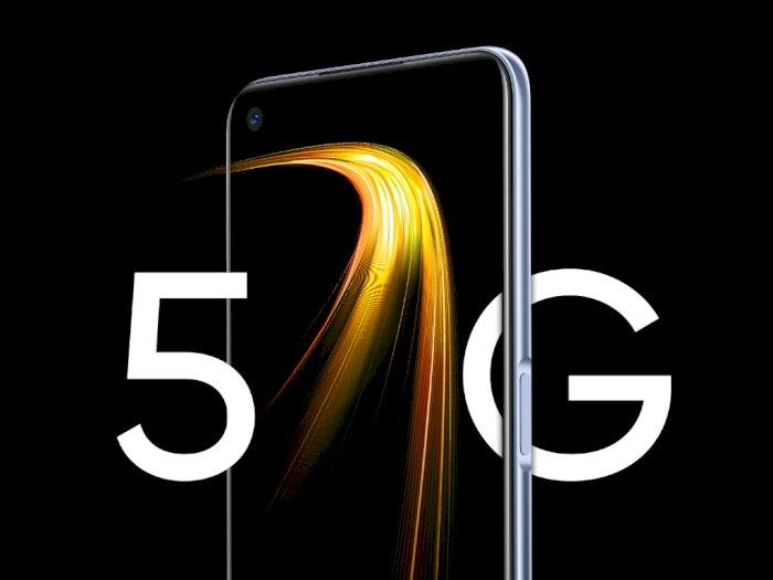 Realme 7 5G Segera Diumumkan Pada Tanggal 19 November Mendatang!