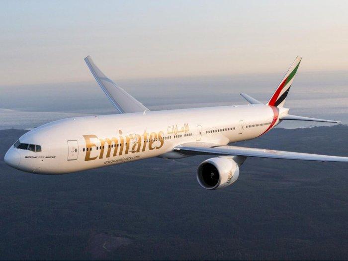 Maskapai Teraman Dunia Dalam Tanggapi Covid-19 Jatuh Pada Emirates