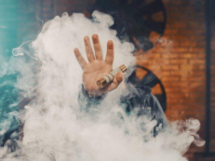 Siap-siap Pengguna Rokok Elektrik Harus Keluarkan Uang Lebih