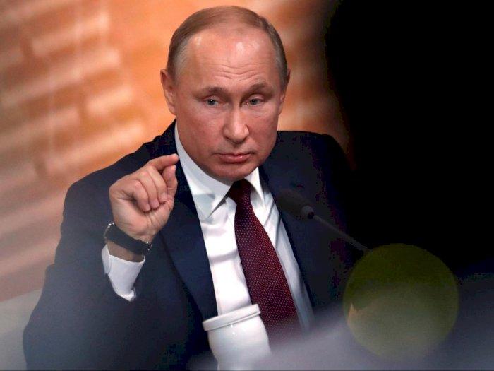 Rusia Akan Beri Kekebalan Hukum Seumur Hidup untuk Putin