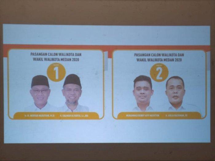 Malam Nanti Debat Kedua Pilkada Medan, KPU Medan Berikan Materi Ini