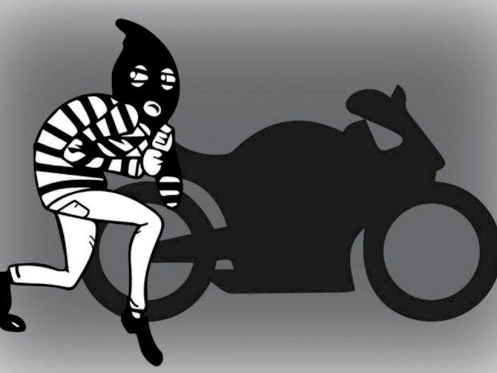 Tiga Pelaku Pencurian Sepeda Motor di Tanjungbalai Diamankan Petugas