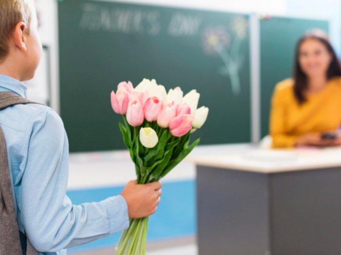 Hari Guru Nasional, 10 Ucapan yang Tulus dan Menyentuh untuk Guru