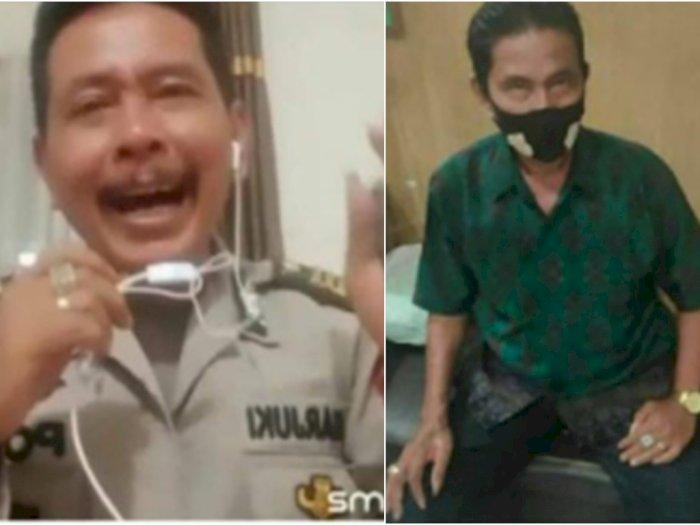 Biar Gagah Kencani Cewek, Pria Ini Nyamar Jadi Polisi Pangkat AKP
