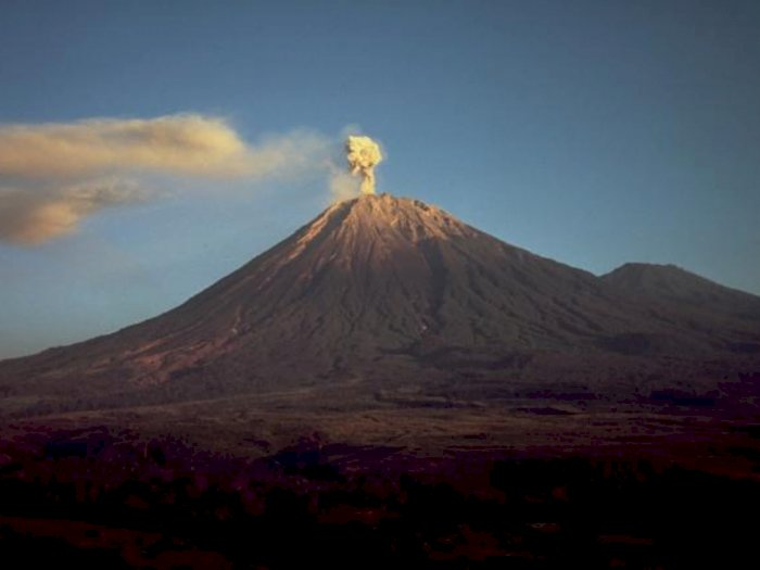 Selain Semeru, Berikut Gunung Api Aktif di Indonesia, Merapi Pernah Telan Korban Jiwa