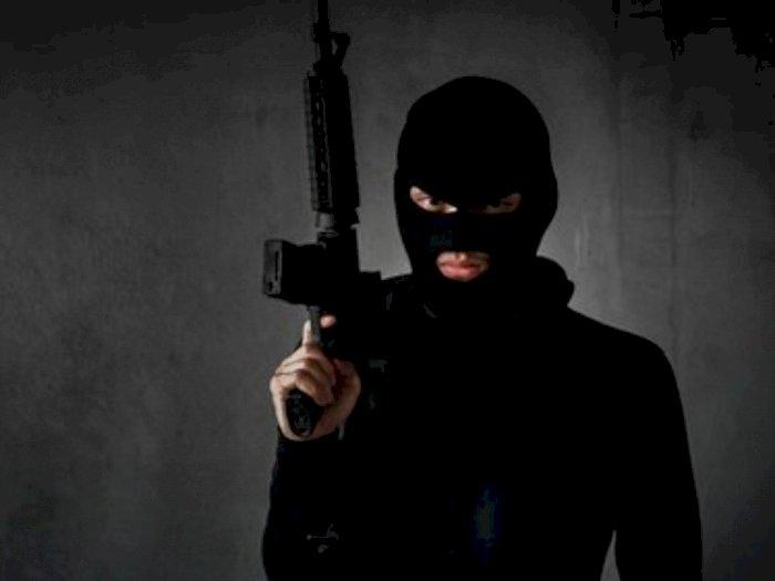 Diduga Teroris Jaringan Islamiyah di Palembang, Densus 88 Amankan Lelaki Ini