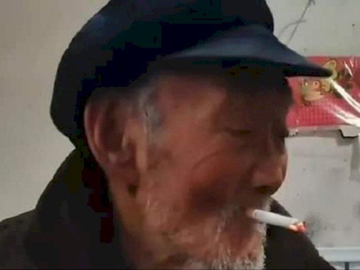 Viral Seorang Kakek yang Masih Sehat di Usia 100 Tahun Meski Minum Alkohol dan Merokok