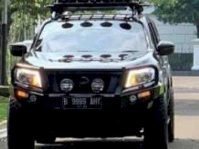 """Melihat Lebih Dekat Mobil """"Garang"""" AHY untuk Gerilya Nusantara, Seperti Apa Bentuknya?"""