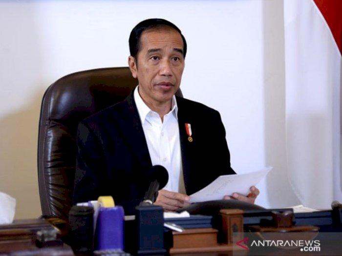 Presiden Joko Widodo Minta UMKM Harus Jadi Tuan Rumah di Pasar Domestik dan E-Commerce