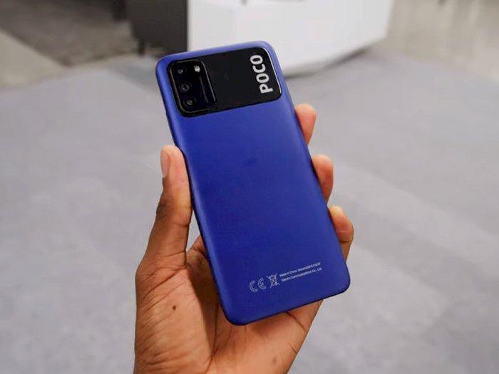 POCO M3 Masih Pimpin Daftar Smartphone Terpopuler di Minggu ke-49 Tahun Ini