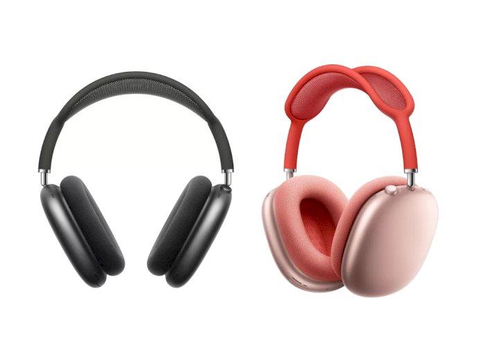 Apple Rilis Headphone AirPods Max Seharga Rp7,7 Juta dengan Fitur ANC!