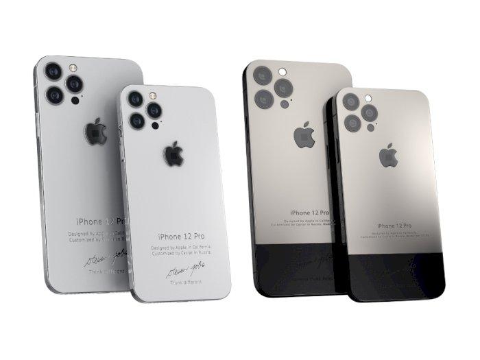 Caviar Rilis iPhone 12 Pro dengan Desain yang Terinspirasi dari iPhone 4!