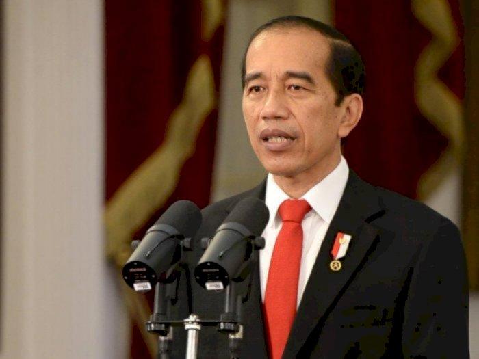 Jokowi: Kejaksaan Adalah Aktor Kunci Penuntasan Pelanggaran HAM Masa Lalu