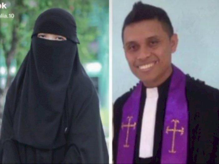 Viral Cewek Bercadar Anak dari Seorang Pendeta: LDR Terberatku