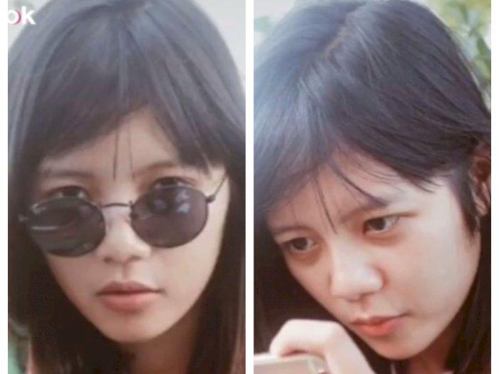 Viral Driver Ojol Cantik, Angkut-angkut Barang hingga Tertidur di Jalan, Netizen Salut