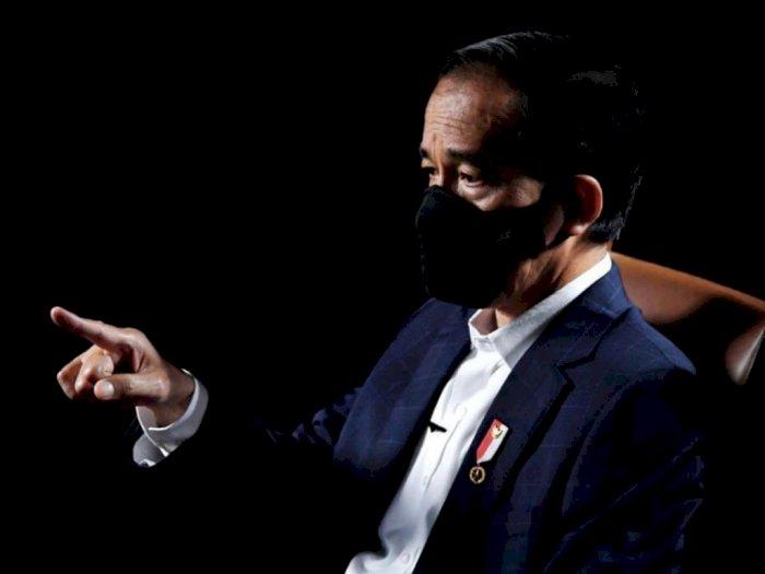 Presiden Jokowi Blak-blakan Telah Menutup Banyaknya Ujaran Kebencian di Media Sosial