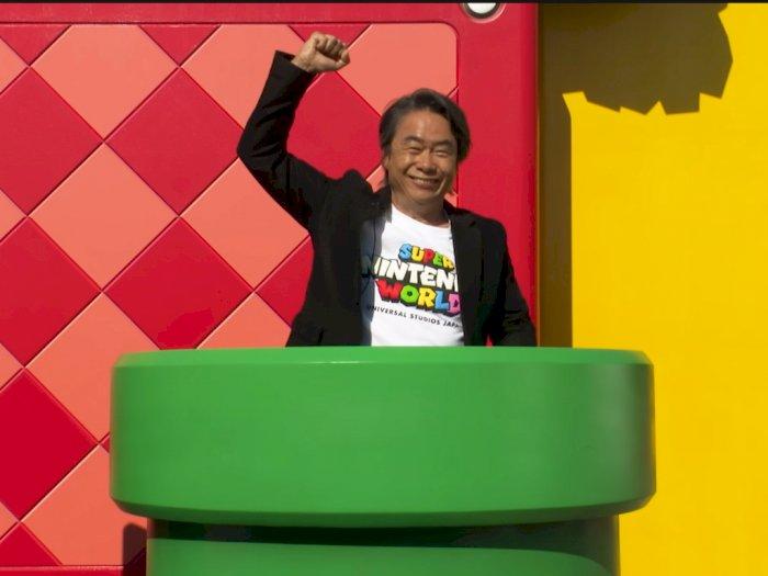 Melihat Apa Saja Hal Menarik yang Terdapat di Super Nintendo World Jepang!
