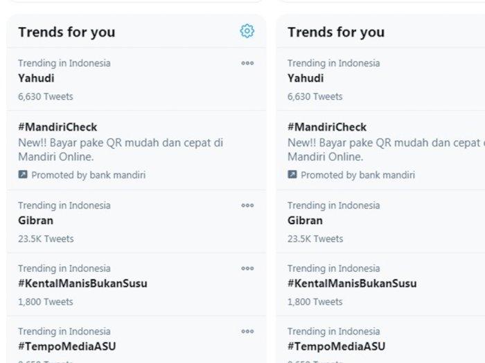Gegara UAS Sebut Terompet Tradisi Yahudi, Kata 'Yahudi' pun Jadi Trending di Twitter