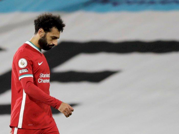 Ngambek Tak Jadi Kapten, Mohamed Salah Kurang Bahagia dan Ingin Hengkang