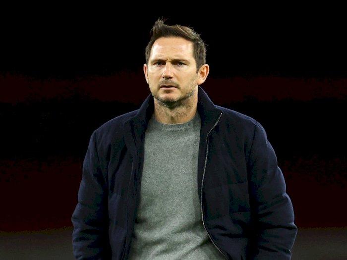 """Kalah dari Arsenal, Frank Lampard Sebut Pemain Chelsea """"Malas"""""""