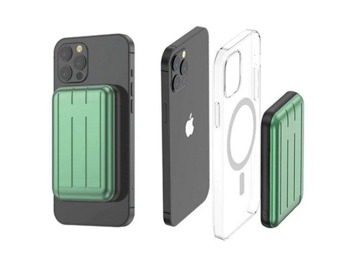 Seperti Ini Tampilan Aksesoris Power Bank MagSafe untuk iPhone 12 Series!