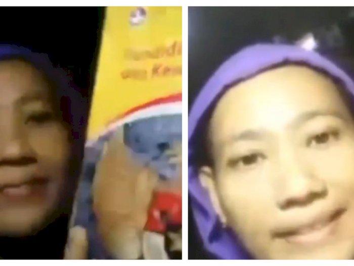 Wanita Penghina Pancasila 'Sampah' Ditangkap di Karawang
