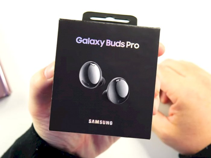Video Hands-On Galaxy Buds Pro Muncul di YouTube, Padahal Belum Diumumkan!