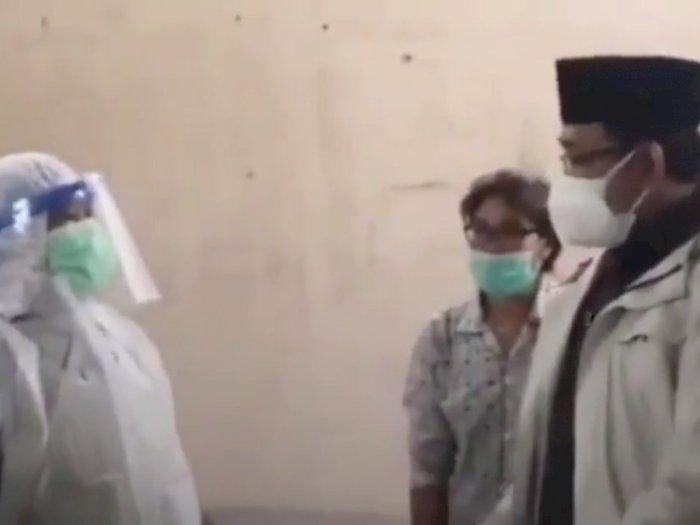 Kronologi Jasad Pasien Covid Tertukar di RSUD Bogor, Anak Terkejut Mayat Ibunya Lelaki