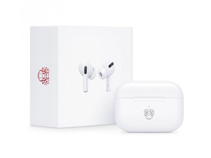 Rayakan Imlek, Apple Rilis AirPods Pro Edisi Khusus dengan Logo Lembu!