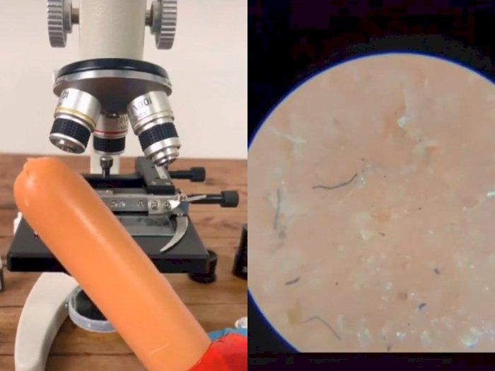 Sebuah Video Perlihatkan Bakteri di Dalam Sosis, Netizen: Semua Makanan Enggak Bersih