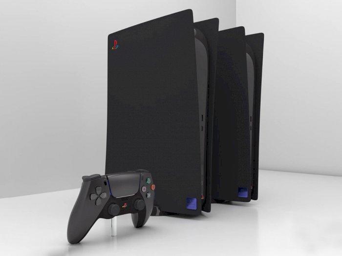 PlayStation 5 Edisi Hitam yang Sempat Viral Ternyata Tidak Jadi Dijual