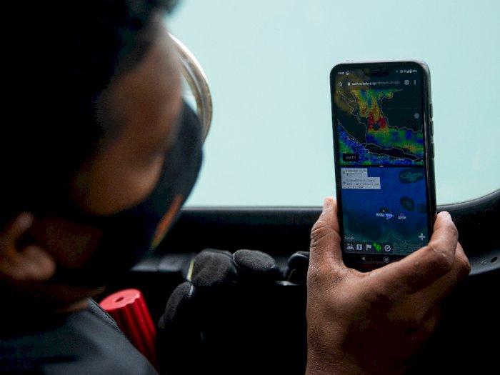 Kominfo Pastikan Tak Ada Gangguan Frekuensi Penerbangan Pasca Jatuhnya Sriwijaya Air