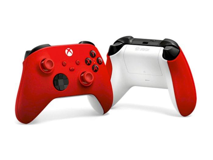 Microsoft Umumkan Controler Xbox Series X/S Baru dengan Warna Merah!