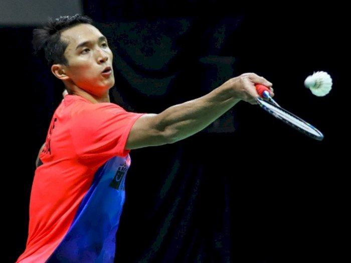 Kalahkan Pebulutangkis asal Kanada, Jonatan Christie Lolos ke Perempat Final Thailand Open