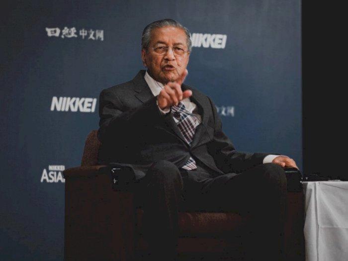 Mahathir Mohamad Dimasukkan dalam Daftar Tokoh Ektremis Berbahaya, Kok Bisa?