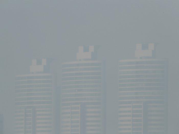 FOTO: 11 Wilayah di Bangkok Thailand Terdampak Polusi Parah