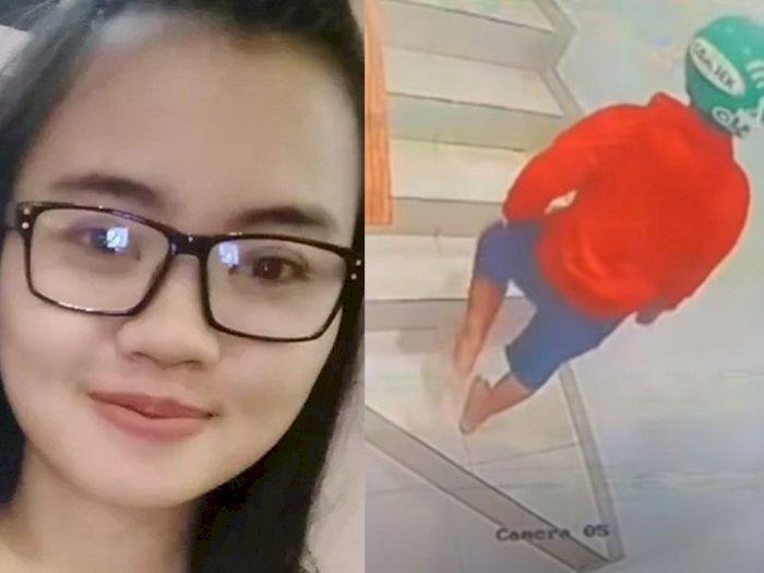 Fakta Gadis Cantik Tewas Bugil Lehernya Digorok, Ada Pria Pakai Helm Ojol Naik ke Kamarnya