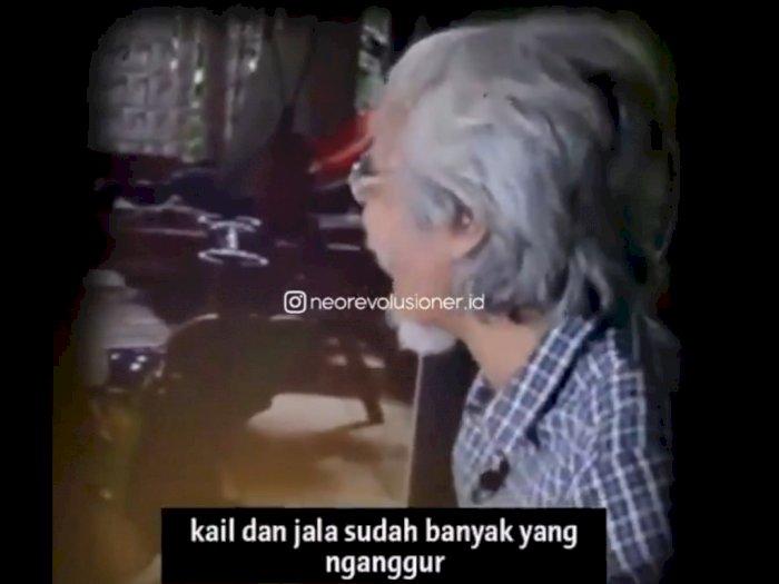 """Video ParodiLagu Kolam Susu Milik Koes Plus, """"Bukan Lautan hanya Kolam Lumpur"""""""