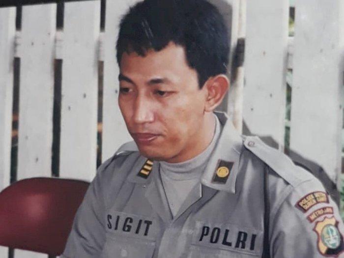 Ini Foto Lawas Kesederhanaan Listyo Sigit Santap Nasi Kerupuk Saat Jabat Kapten Polisi