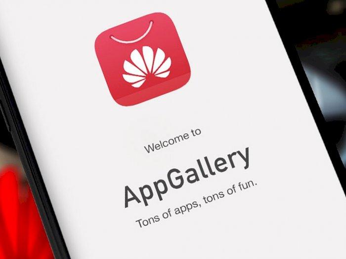 Huawei Luncurkan Desain Baru di Aplikasi AppGallery, Kini Tampil Minimalis!