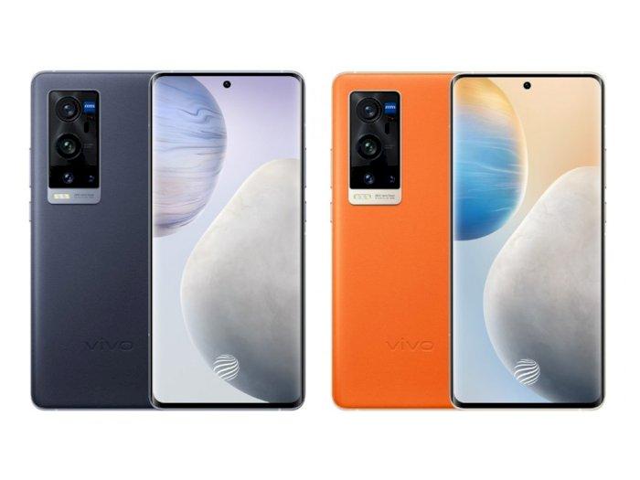 Vivo X60 Pro+ Bakal Hadir dengan Snapdragon 888 dan Sidik Jari Bawah Layar!