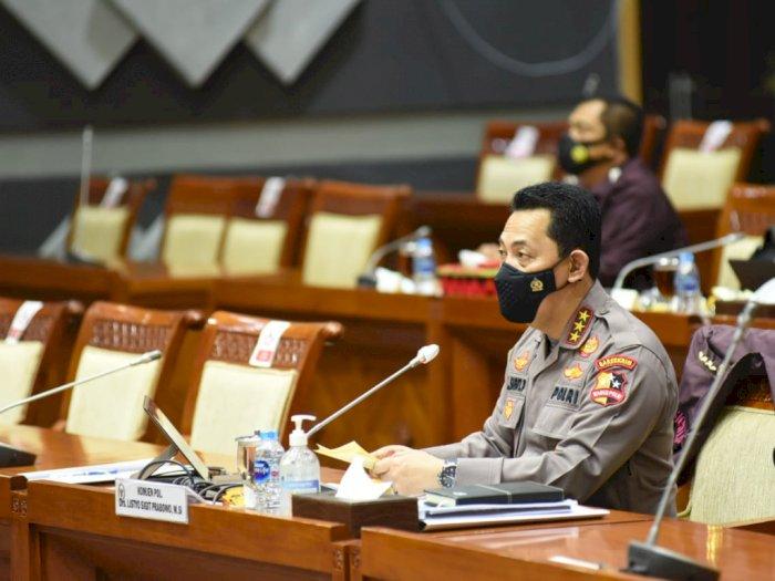 Gelar Fit and Proper Test Kapolri, Ketua Komisi III: Jalankan Tugas Konstitusional