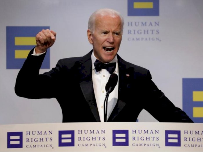 Resmi Jadi Presiden Amerika, Joe Biden: Pekerjaan Sebenarnya Dimulai