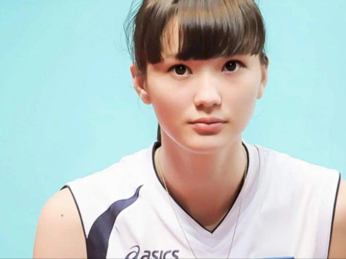 Sabina Altynbekova Berharap Terkenal karena Kemampuan Bermain Voli Bukan Kecantikan