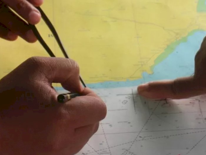 Tiga Kapal Laut Terlibat Kecelakaan di Perairan Gresik, Lima Orang Hilang