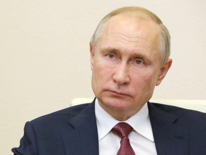 Vladimir Putin Dituding Punya Istana Mewah yang Dibiayai Konglomerat