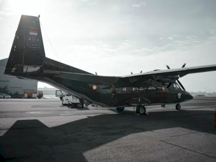 Penuhi Kebutuhan TNI AU, PTDI Kirim Pesawat NC212i Pertama Pesanan Kementerian Pertahanan
