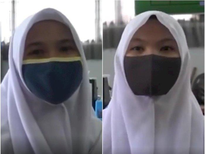Siswi Kristen Protestan di Padang Pakai Jilbab, Ngaku Tak Dipaksa, Sudah Dipesani Gurunya?
