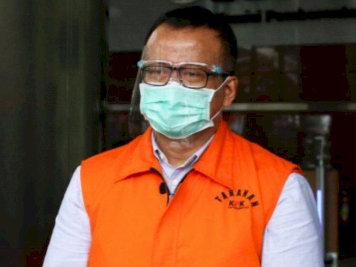 Edhy Prabowo Diduga Beli Wine Pakai Uang Suap, KPK Panggil Penjual Sebagai Saksi