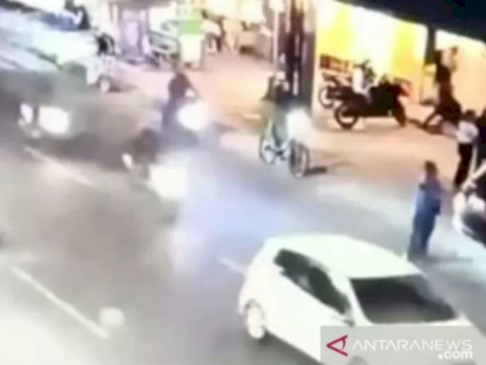 Begal Sepeda di Jakbar, Korban Dipepet Hingga Hp Dirampas